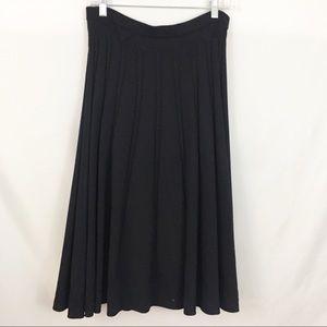 NWT St. John Collection Black Skirt
